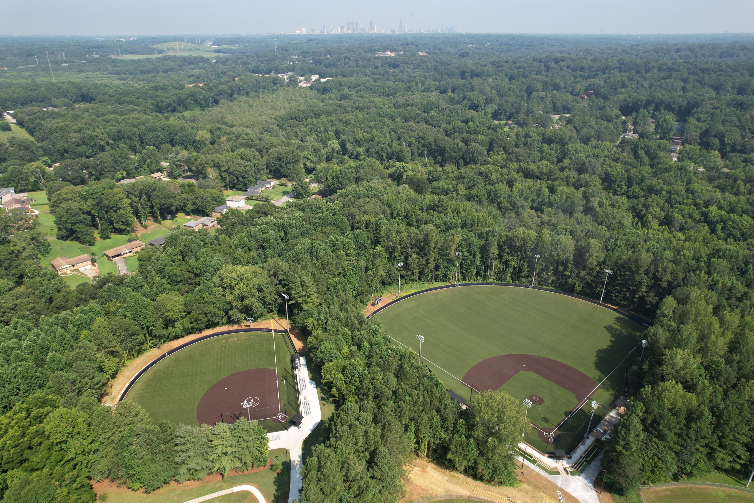 Large Scale Recreational Complexes